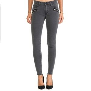 Joe's Skinny Zip Pocket Jeans